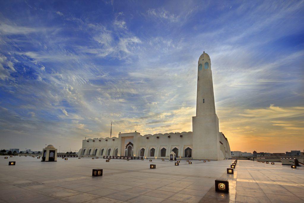 Mosques in Qatar Sheikh Abdul Wahab Mosque