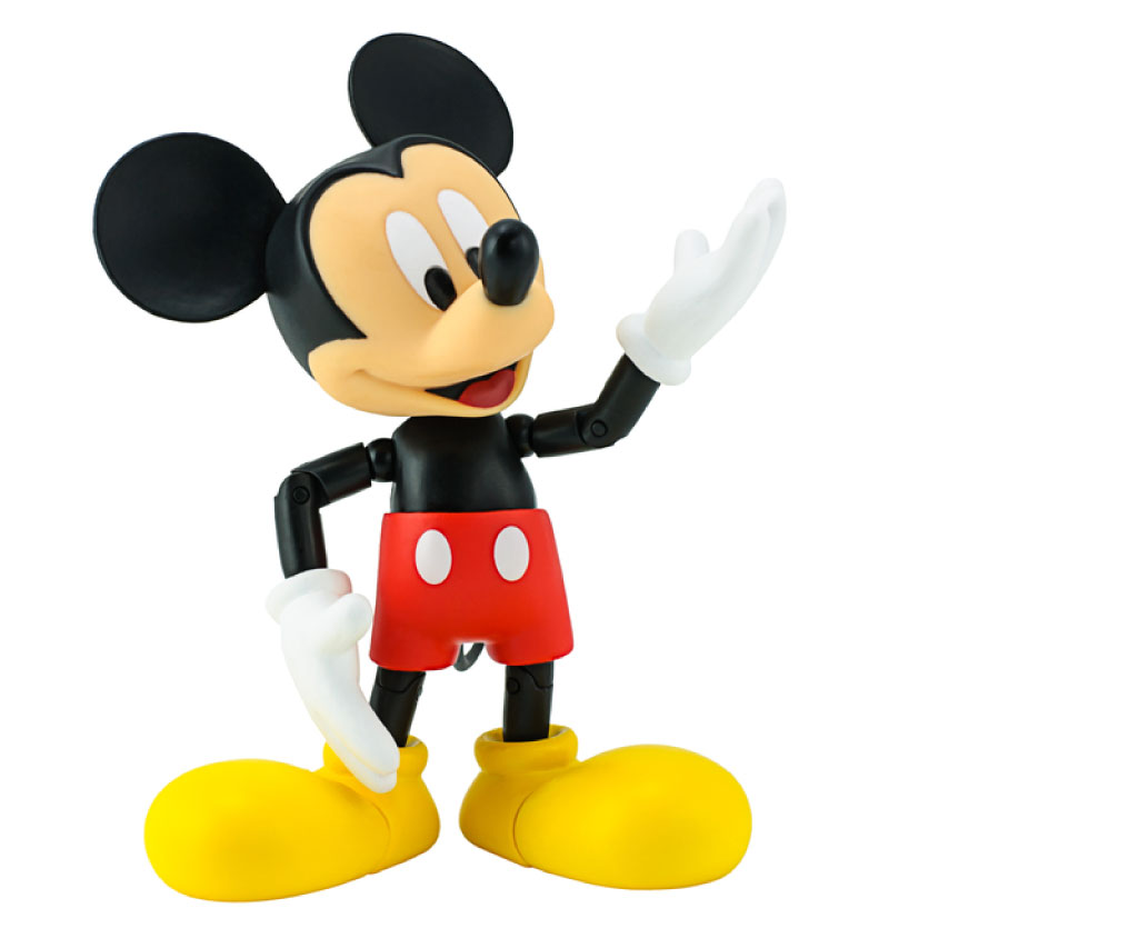 Mickey-Mouse Disneyland Paris