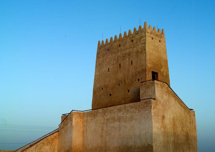 Barzan Tower North of Qatar