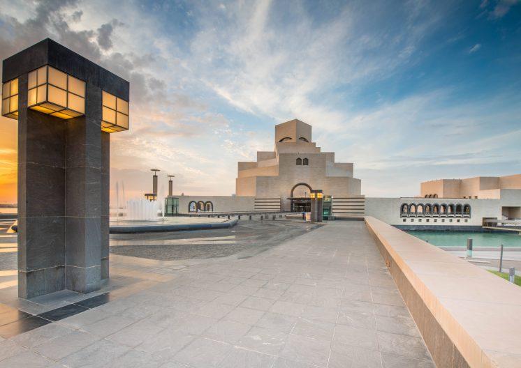 Museum of Islamic Arts Doha, Qatar I.M. Pein