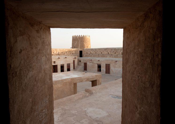 Zubarah fort_Architecture 010-min